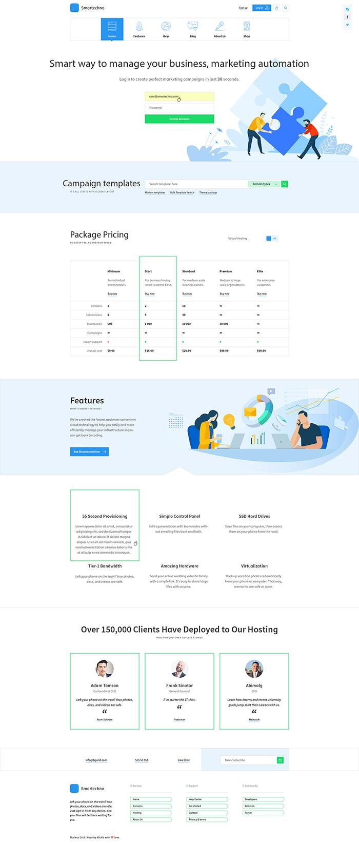 3 - technology website